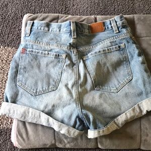 Urban Outfitters BDG High rise shorts